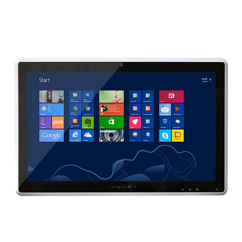 All-in-One Touchscreen second hand Cybernet H24x, Intel i5-4570T, 24