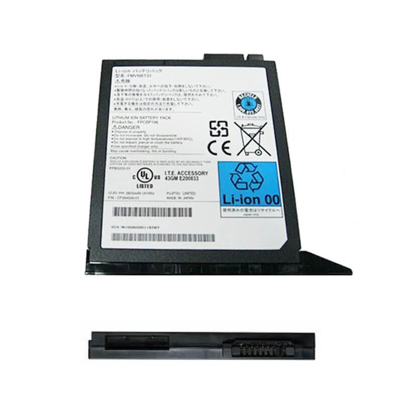 Baterie Laptopuri second hand Fujitsu CP384590-02 3800mAh, Conector SATA (montare in locul unitatii optice)