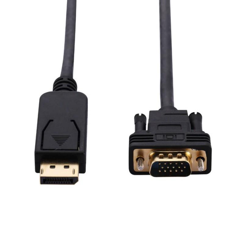 Cablu VGA DisplayPort T-T
