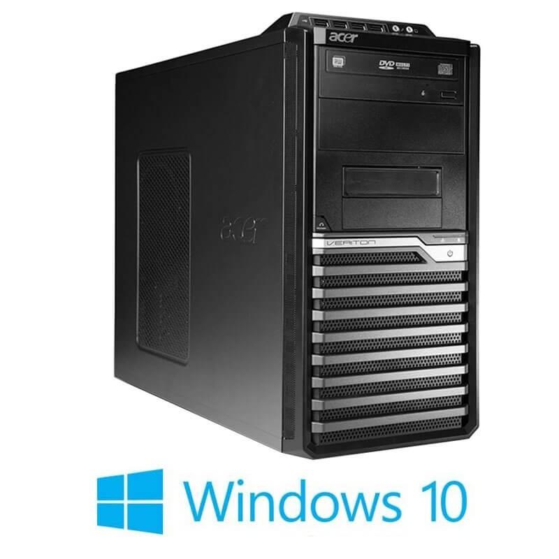 Calculatoare Acer Veriton M4610G MT, Intel Quad Core i5-2400, Windows 10 Home