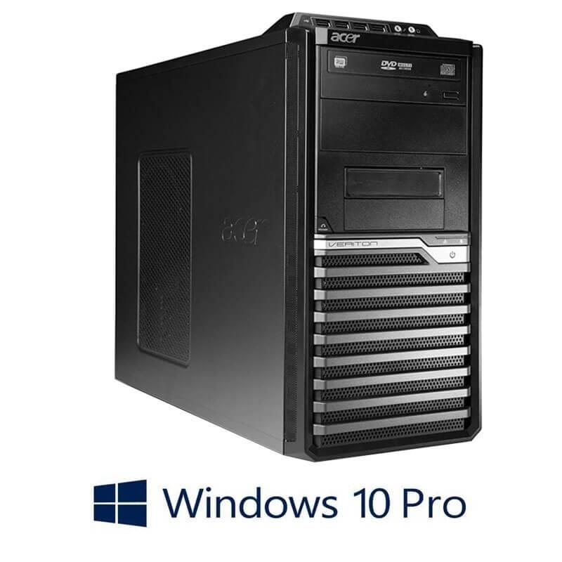 Calculatoare Acer Veriton M4610G MT, Intel Quad Core i5-2400, Windows 10 Pro
