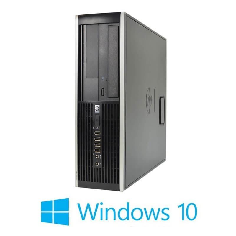 Calculatoare HP Compaq 6300 PRO SFF, Core i3-2100, Win 10 Home