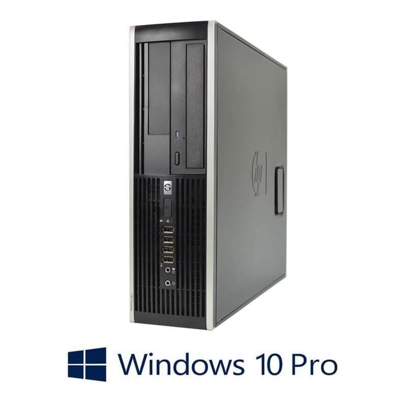 Calculatoare HP Compaq 6300 PRO SFF, Core i3-2100, Win 10 Pro