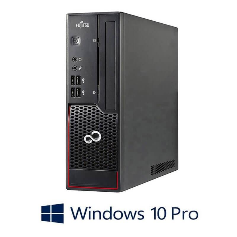 Calculatoare Refurbished Fujitsu ESPRIMO C720, Intel i3-4170, Windows 10 Pro