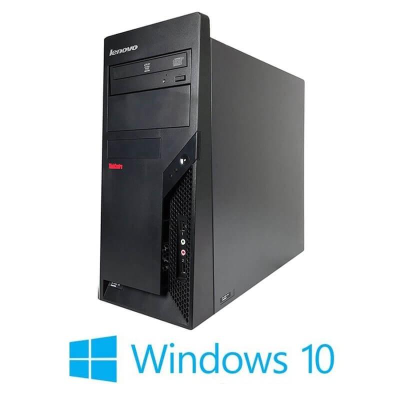 Calculatoare Refurbished ThinkCentre M58p MT, E8400, Win 10 Home