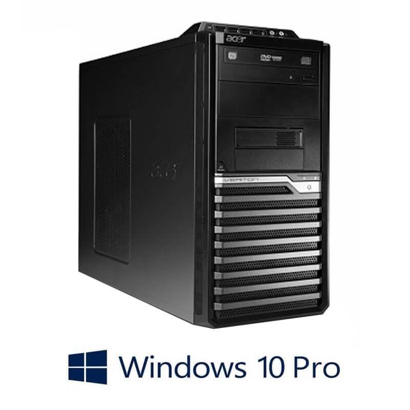 Calculator Acer Veriton M490G MT, Intel i3-550, AMD Radeon HD7350, Win 10 Pro