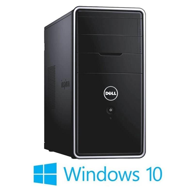 Calculator Dell Inspiron 3847, Quad Core i7-4790, 240GB SSD NOU, Win 10 Home