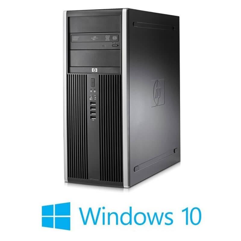Calculator Refurbished HP Compaq 8100 Elite MT, i7-870, GeForce 605 DP, Win 10 Home