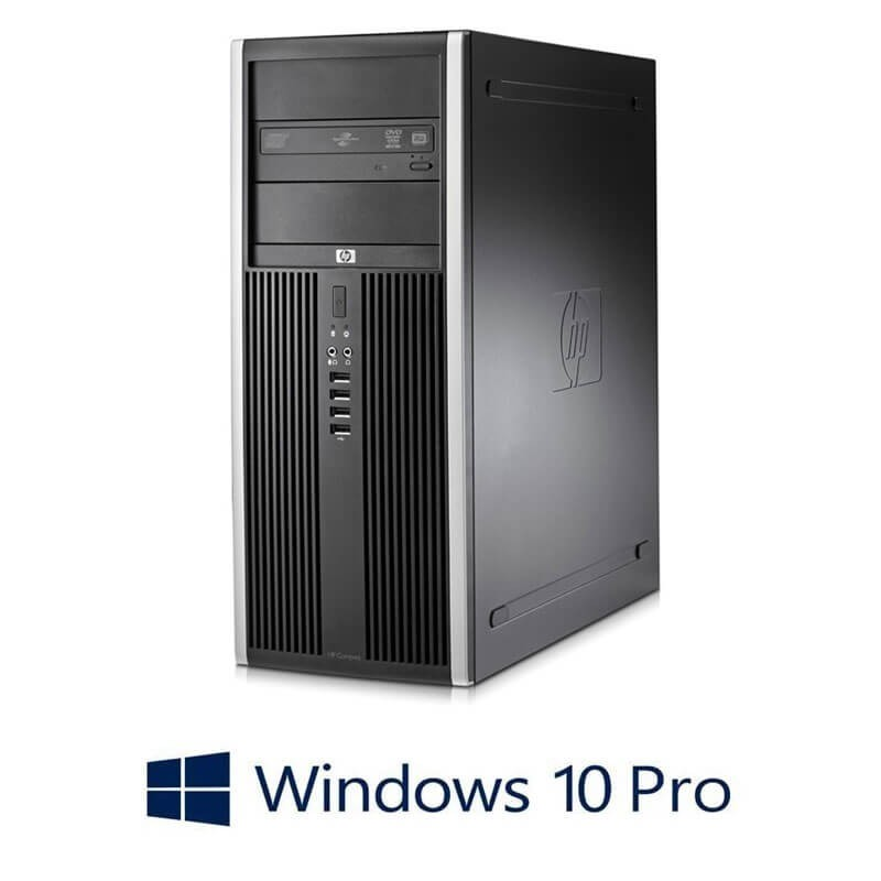 Calculator Refurbished HP Compaq 8100 Elite MT, i7-870, GeForce 605 DP, Win 10 Pro