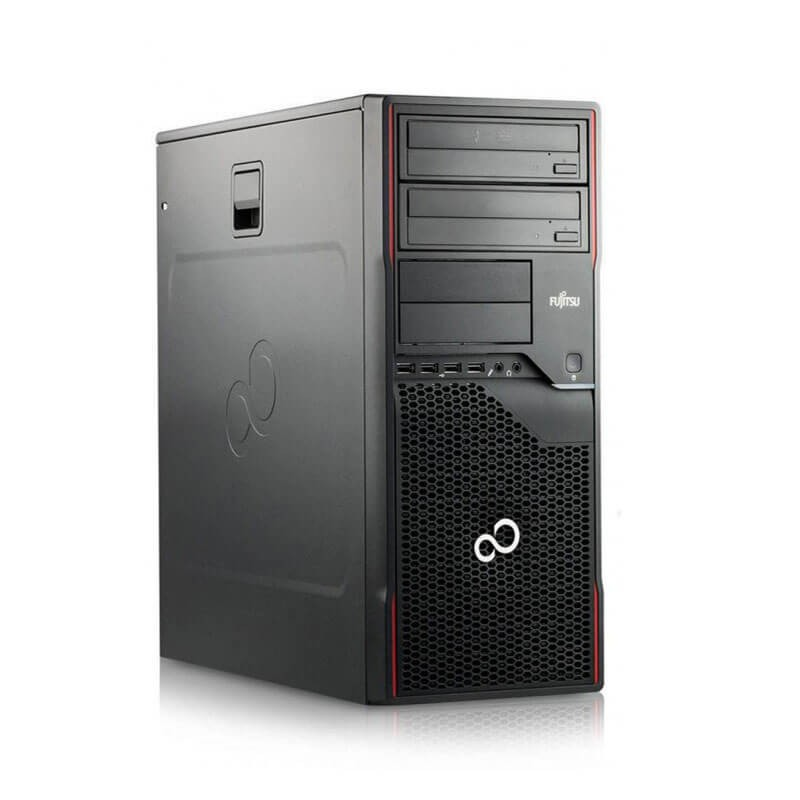 Calculator SH Fujitsu ESPRIMO P710, Intel i3-3220, GeForce 605 DP 1GB