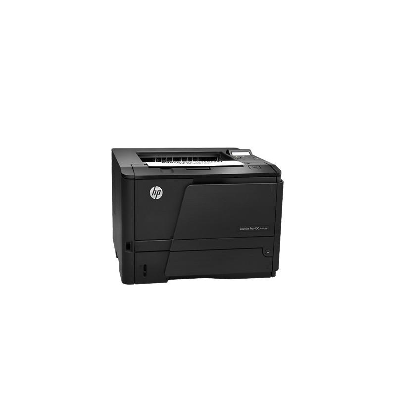 Imprimanta Refurbished HP LaserJet Pro 400 M401DNe ePrint, Toner Full