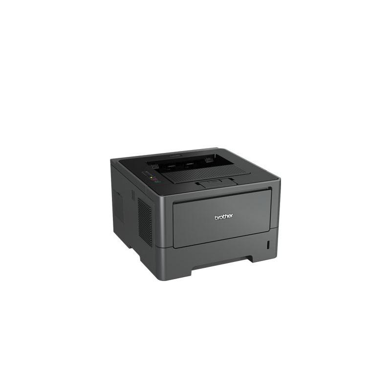 Imprimanta Refurbished Laser Brother HL-5440D, Cuptor Reconditionat, Toner Full