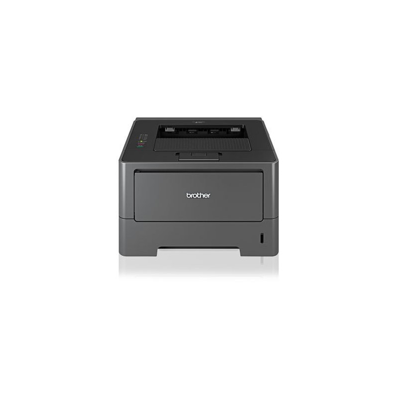 Imprimanta Refurbished Laser Monocrom Brother HL-5450DN, Duplex, Retea