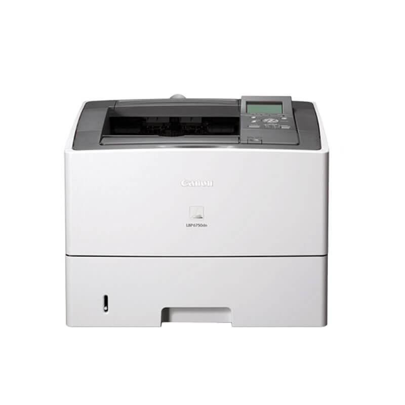 Imprimanta Refurbished Laser Monocrom Canon I-Sensys LBP6750DN