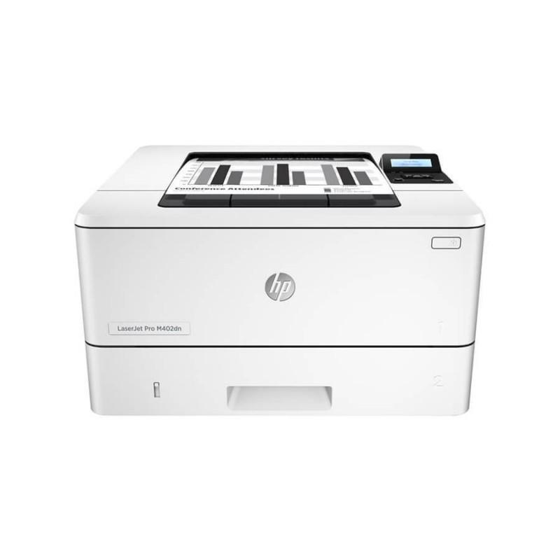 Imprimanta Refurbished Laser Monocrom HP Laserjet M402dn, Toner Full