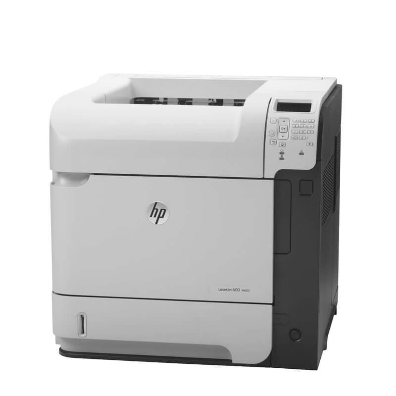 Imprimanta SH Monocrom HP LaserJet Enterprise 600 M602n