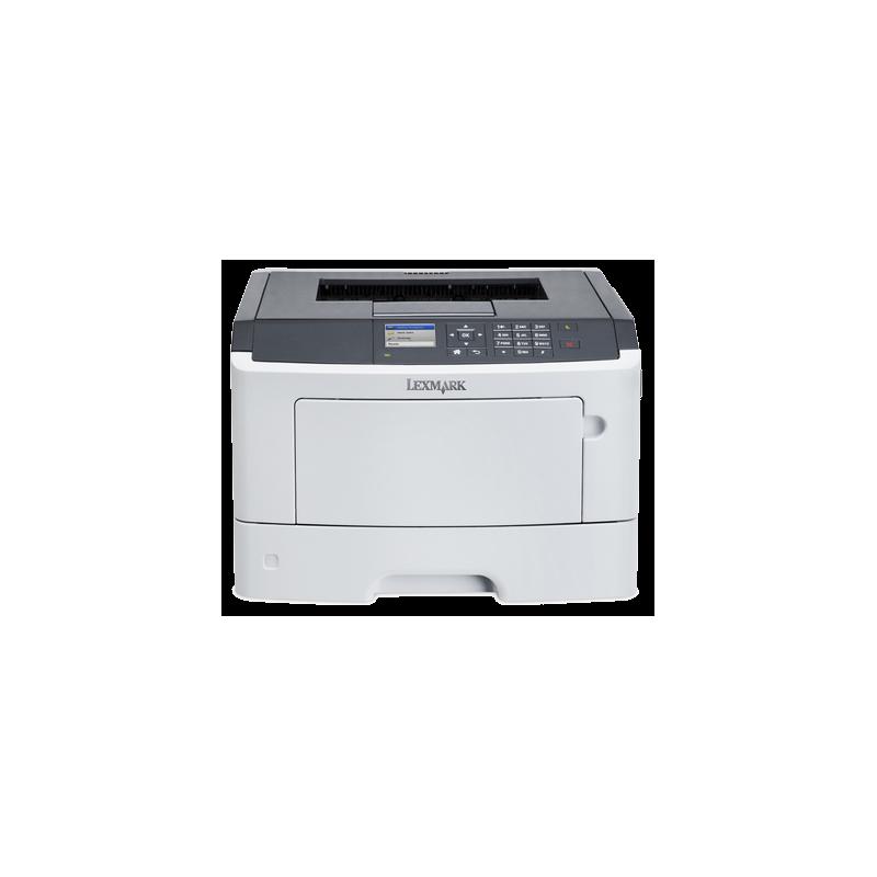 Imprimante SH Laser Monocrom Lexmark MS415DN, Fara Cartus