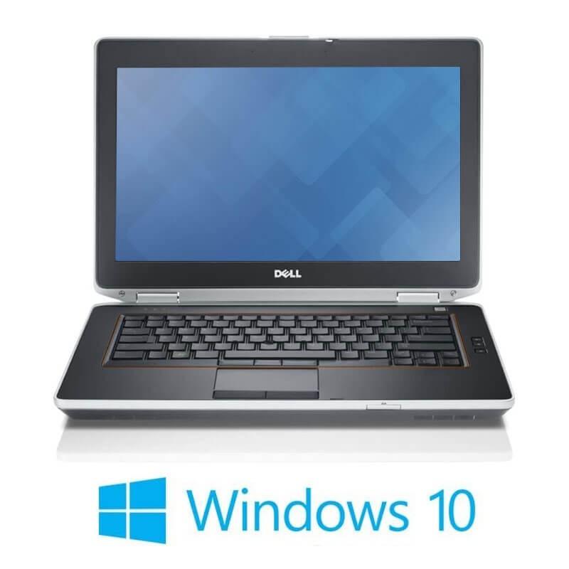 Laptop Dell E6420, i5-2520M, Win 10 Home, Baterie Noua