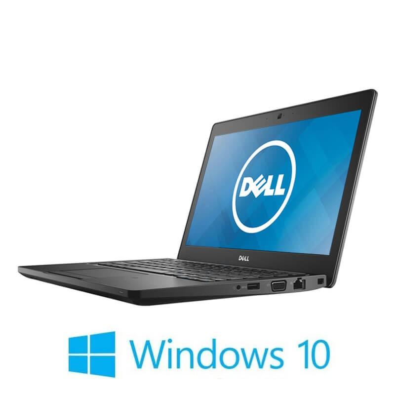 Laptop Dell Latitude 5280, Intel i5-7300U, 8GB DDR4, 12.5 inci, Webcam, Win 10 Home