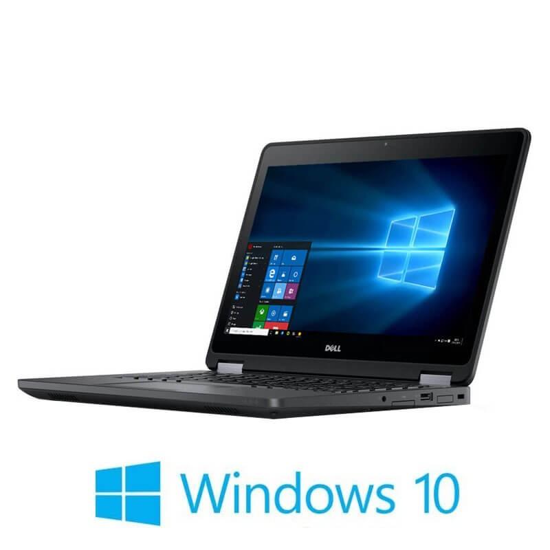Laptop Dell Latitude E5270, Intel i5-6200U, DDR4, 128GB SSD, Webcam, Win 10 Home