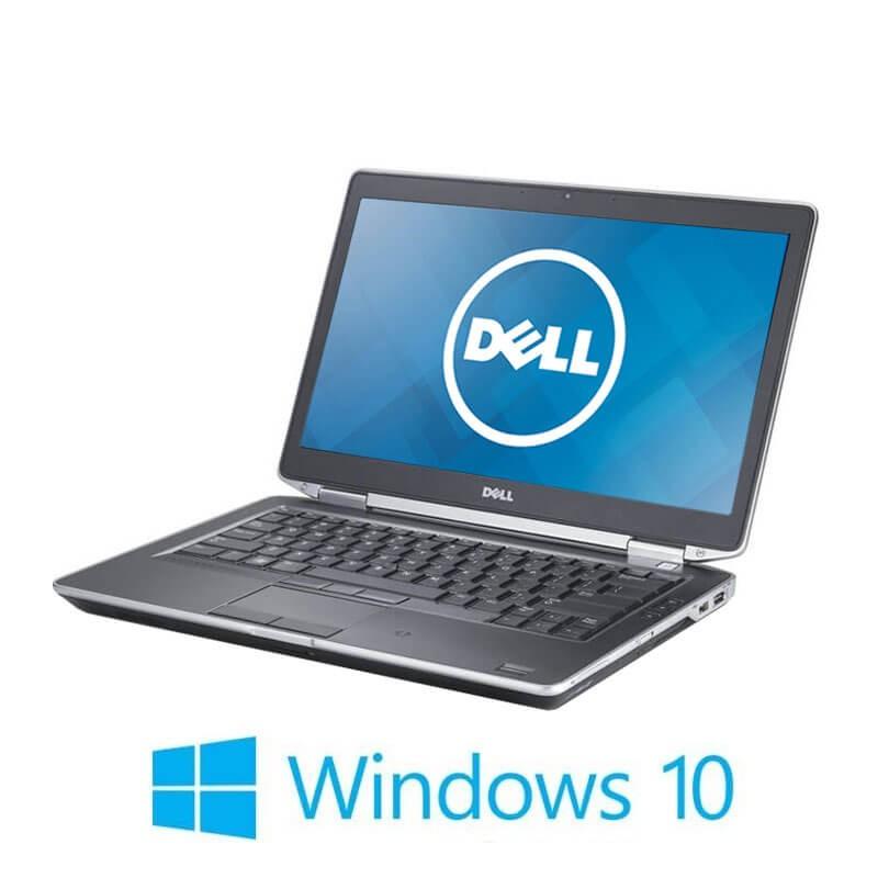 Laptop Dell Latitude E6430, i5-3340M, 120GB SSD, 14 inci, Webcam, Win 10 Home