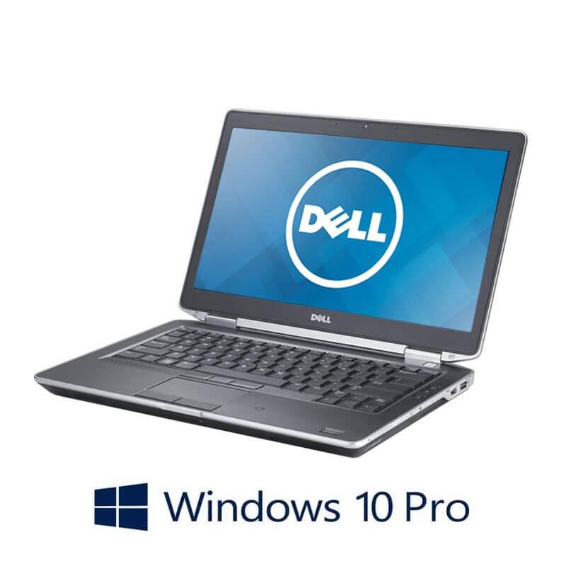 Laptop Dell Latitude E6430, i5-3340M, 120GB SSD, 14 inci, Webcam, Win 10 Pro