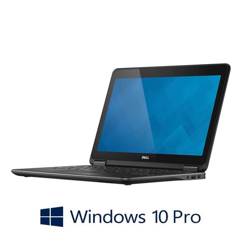 Laptop Dell Latitude E7240, i7-4600U, Win 10 Pro
