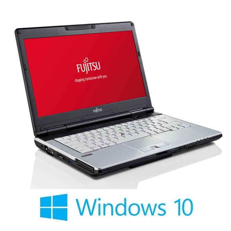 Laptop Refurbished Fujitsu LIFEBOOK S781, Core i5-2520M, Win 10 Home