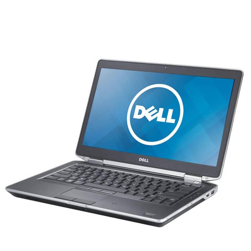 Laptop second hand Dell Latitude E6430, Intel i5-3340M, 120GB SSD, 14 inci, Webcam