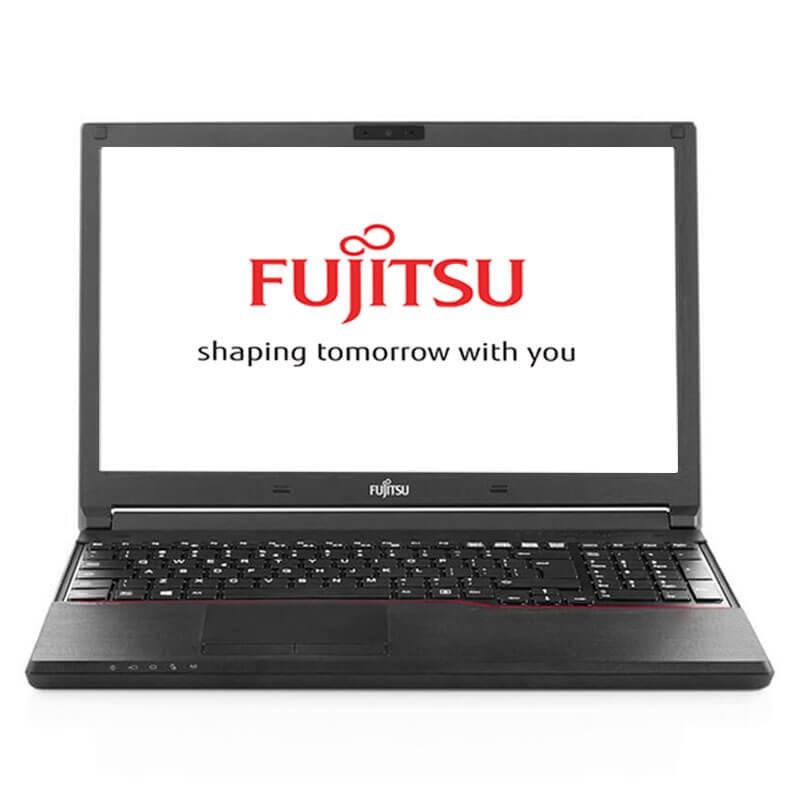 Laptop second hand Fujitsu LIFEBOOK A744/K, i3-4000M, 256GB SSD NOU,15.6 inci, Webcam