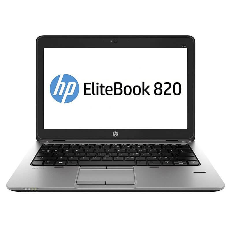 Laptop SH HP EliteBook 820 G1, Core i7-4600U, 256GB SSD, Webcam