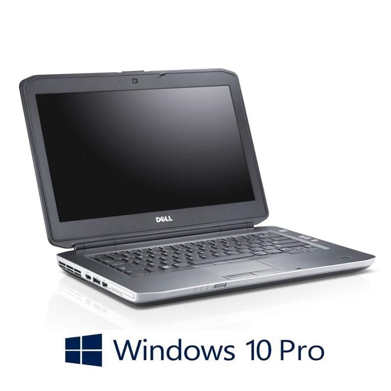 Laptopuri Dell Latitude E5420, Intel Core i5-2430M, Baterie Noua, Windows 10 Pro