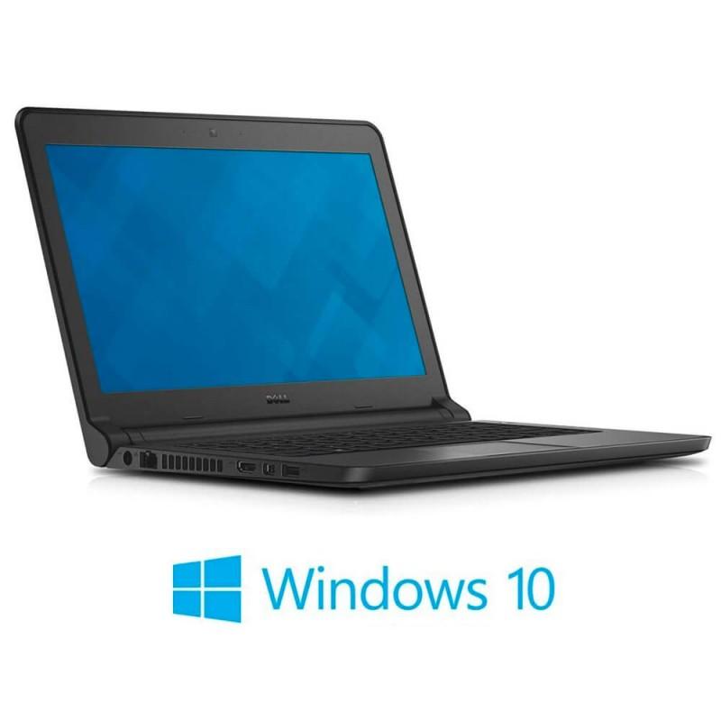 Laptopuri Refurbished Dell Latitude 3340, Intel Core i3-4005U, Windows 10 Pro