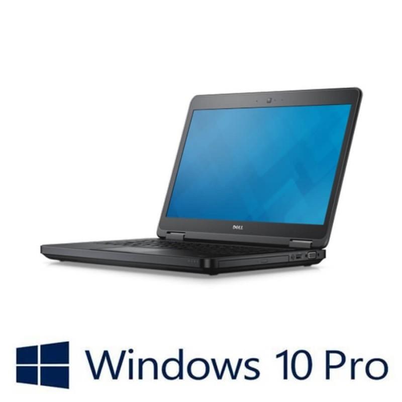 Laptopuri Refurbished Dell Latitude E5450, i5-5300U, 128GB SSD, 8GB DDR3L, Win 10 Pro