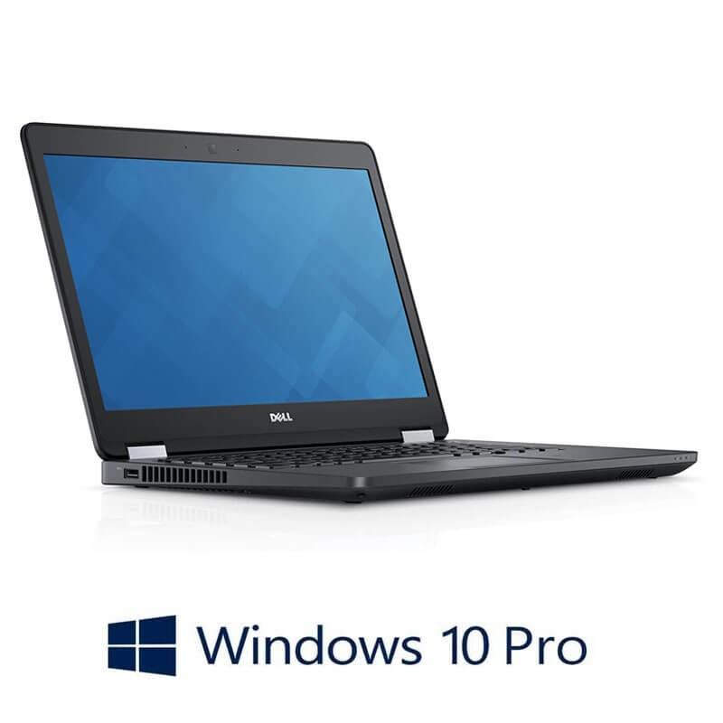 Laptopuri Refurbished Dell Latitude E5470, i5-6300U, SSD, Full HD, Win 10 Pro