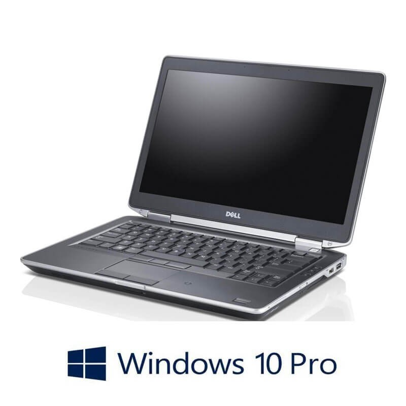 Laptopuri Refurbished Dell Latitude E6420, Intel Core i3-2330M, Windows 10 Pro