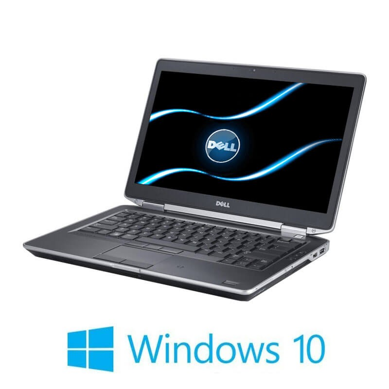 Laptopuri refurbished Dell Latitude E6420, Intel Core i5-2540M, Win 10 Home