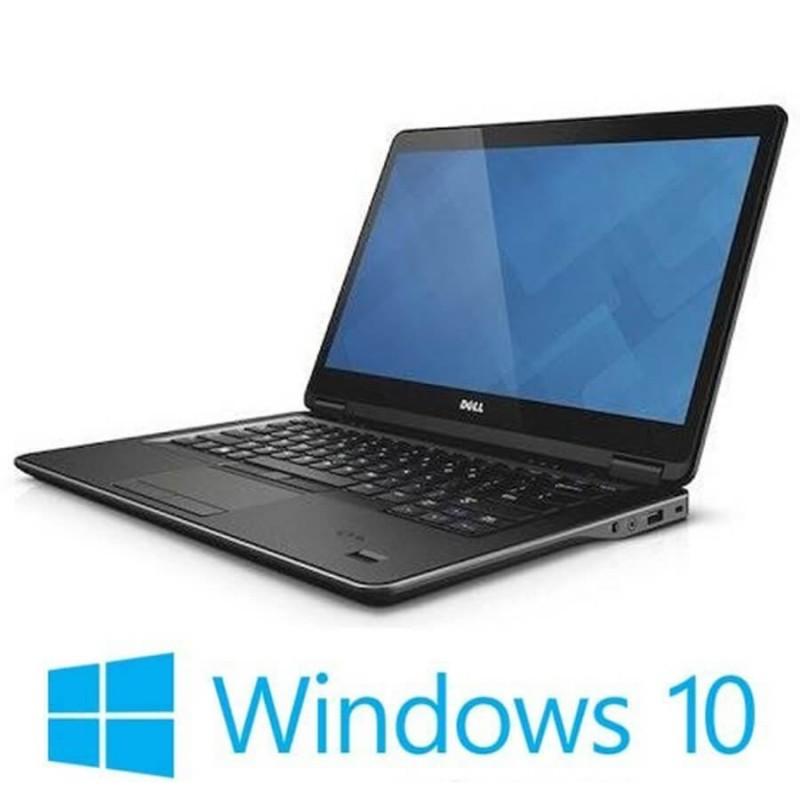 Laptopuri Refurbished Dell Latitude E7250, Core i5-5300U, Win 10 Home