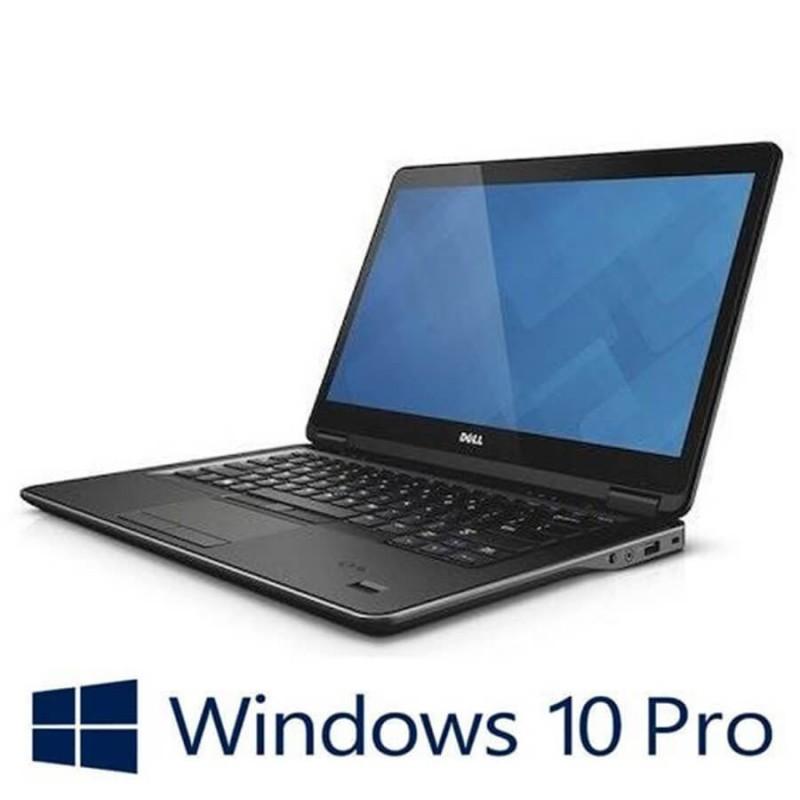 Laptopuri Refurbished Dell Latitude E7250, Core i5-5300U, Win 10 Pro