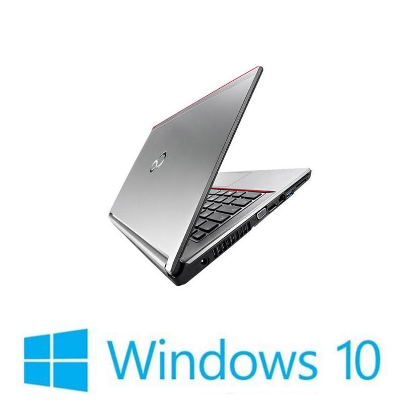 Laptopuri Refurbished Fujitsu LIFEBOOK E746, i5-6200U, Win 10 Home