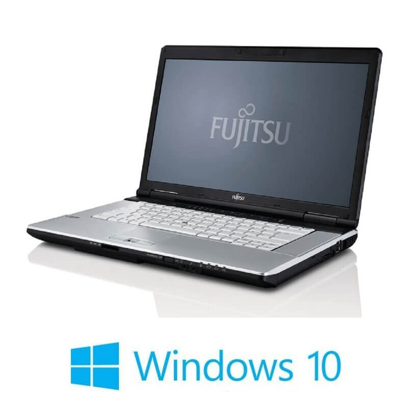 Laptopuri Refurbished Fujitsu LIFEBOOK E751, Intel i5-2520M, Win 10 Home