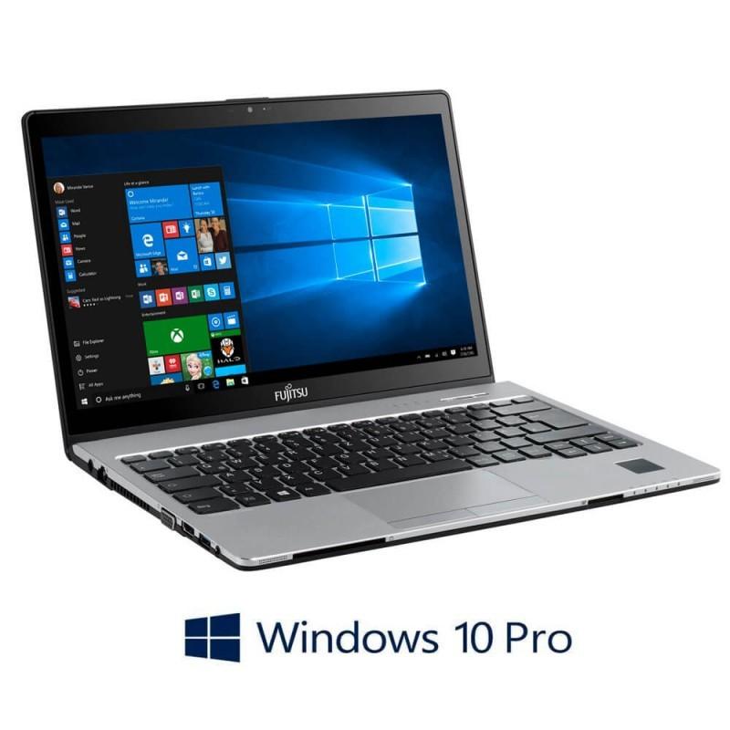 Laptopuri Refurbished Fujitsu LIFEBOOK S936, i5-6200U, Full HD, Windows 10 Pro