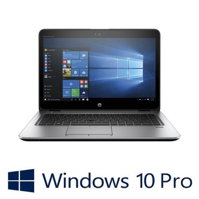 Laptopuri Refurbished HP EliteBook 840 G2, i5-5300U, Win 10 Pro