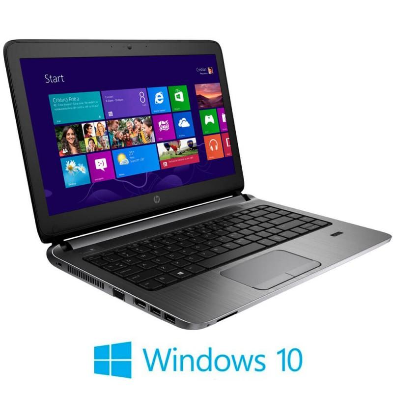 Laptopuri Refurbished HP ProBook 430 G2, Intel Core i3-5010U, Windows 10 Home