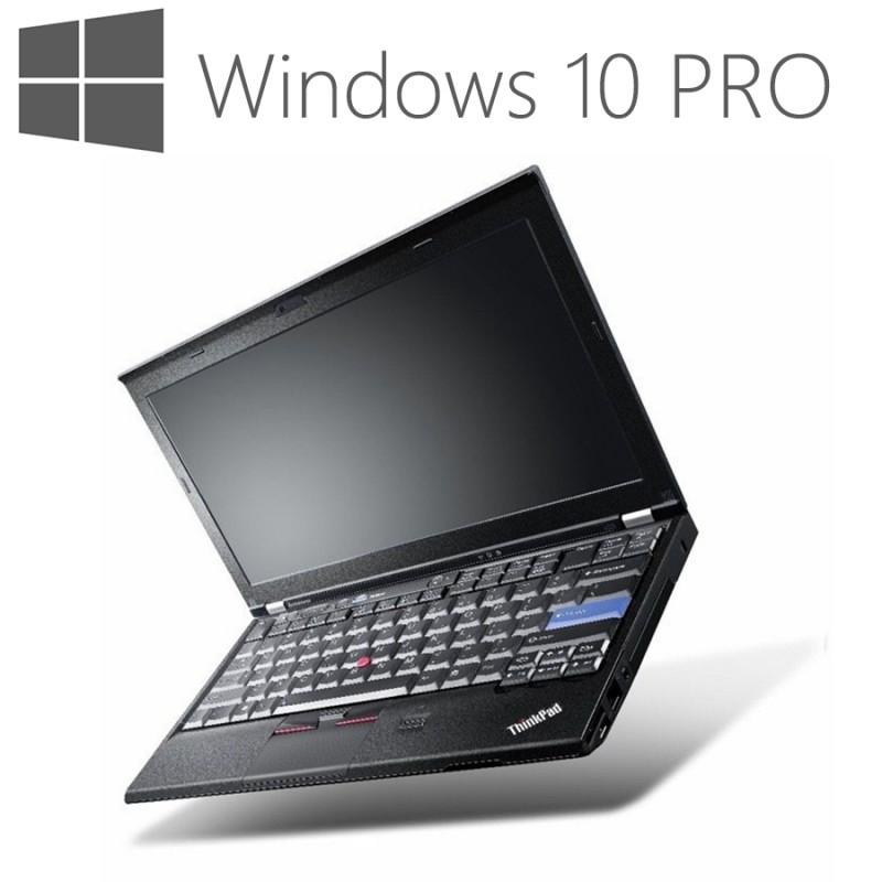 Laptopuri Refurbished Lenovo ThinkPad X220, Core i5-2520M, Baterie noua, Win 10 Pro
