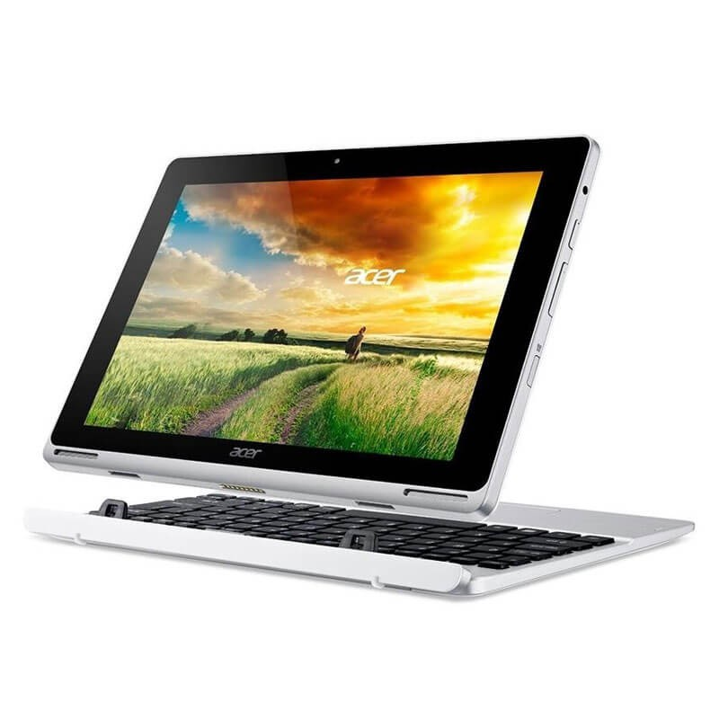 Laptopuri second hand 2 in 1 Acer Aspire SW5-012, Intel Atom Quad Core Z3735F, Grad B