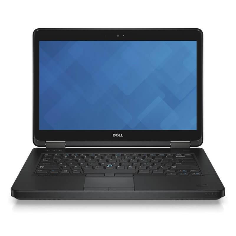 Laptopuri second hand Dell Latitude E5440, Intel i7-4600U, 120GB SSD NOU, 14 inci, Grad A-, Webcam