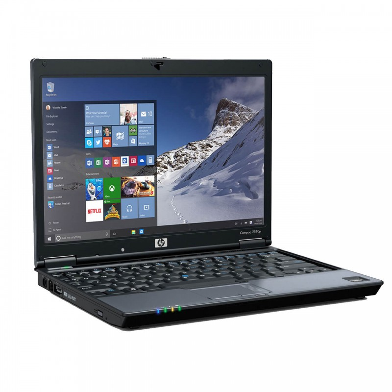 Laptopuri second hand HP Compaq 2510p, Intel Core 2 Duo U7700