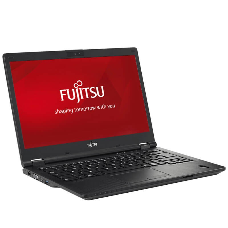 Laptopuri SH Fujitsu LIFEBOOK E449, i3-8130U, 256GB SSD, Full HD, Webcam