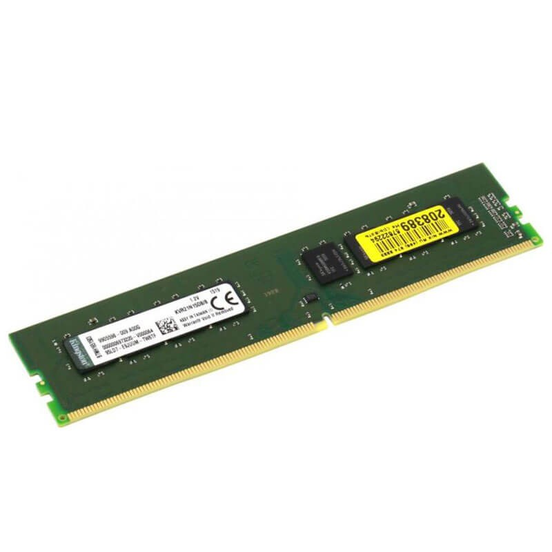 Memorie Calculatoare Refurbished 8GB DDR4 PC4-2133, Kingston KVR21N15D8/8